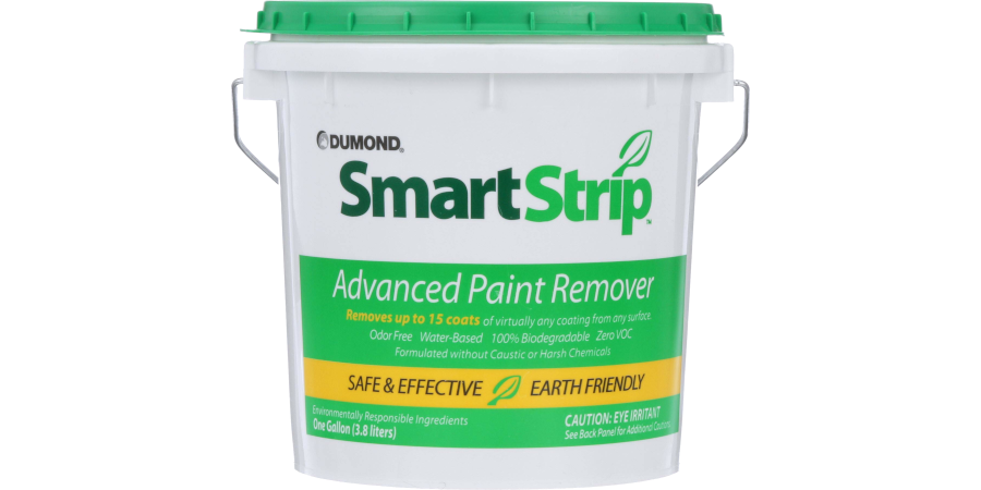 Smart Strip by Dumond Chemicals Inc: lo sverniciatore ecologico