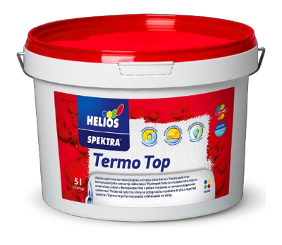 SPEKTRA TERMO TOP: ideale per pareti interne