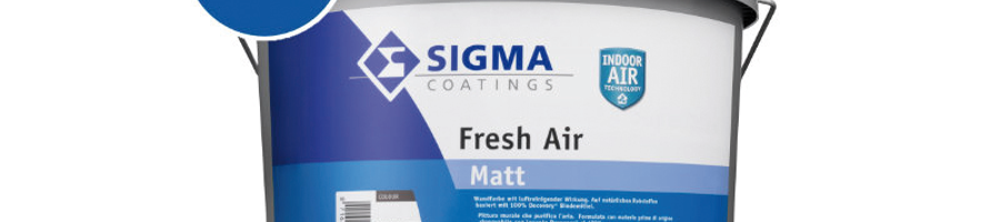 SIGMA COATINGS LANCIA SIGMA FRESH AIR